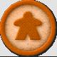 I play orange